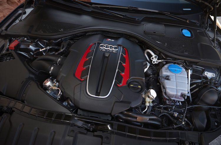 Audi krijgt patent op bijzondere twee-in-een-motor