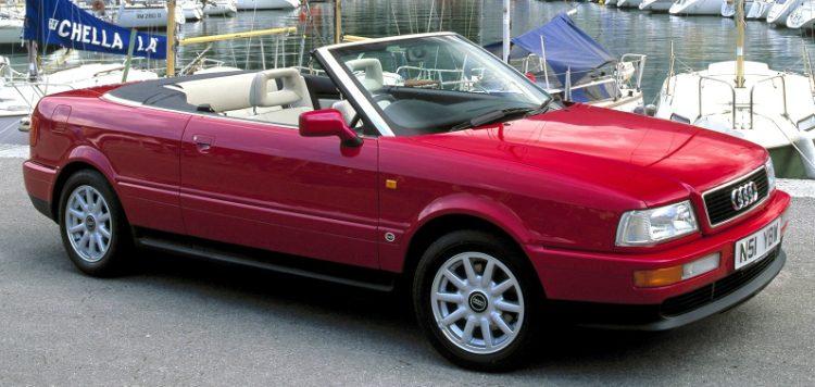 Audi Cabriolet '94