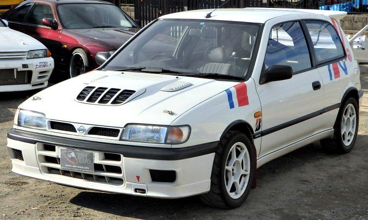 Autech Pulsar GTi-Rb (RNN14) '92