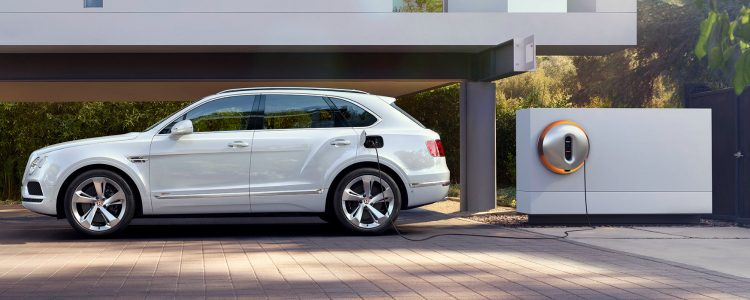 Bentley Bentayga Hybrid '18