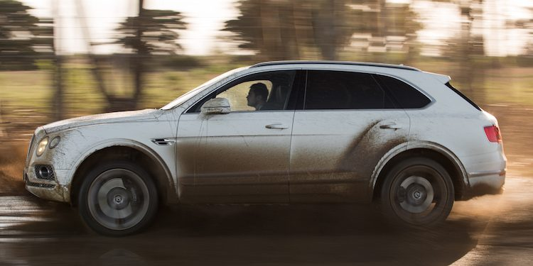 Bentley Bentayga 'Speed' krijgt ernstig anders design