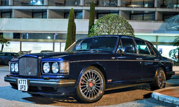 Bentley Turbo-R