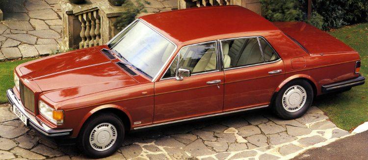 Bentley Turbo R '85