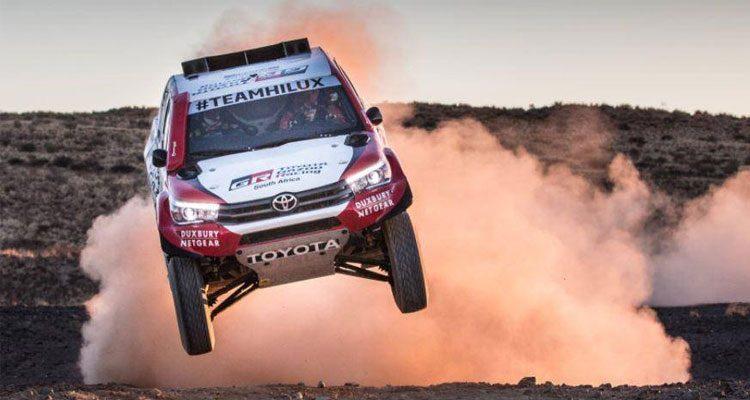 Motorproblemen betekenen einde Dakar voor Ten Brinke