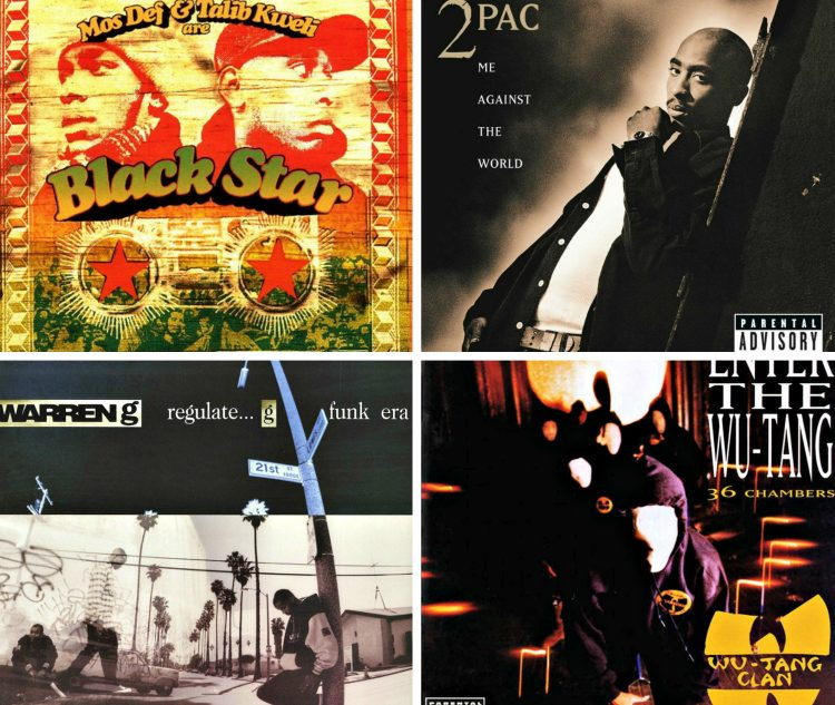 Best hip hop albums for driving
