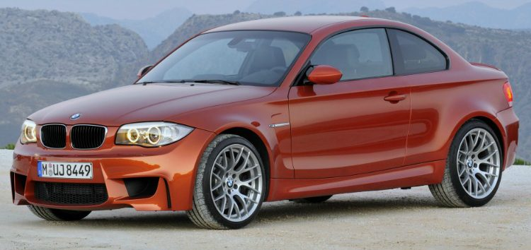 BMW 1 Serie M Coupe (E82) '11