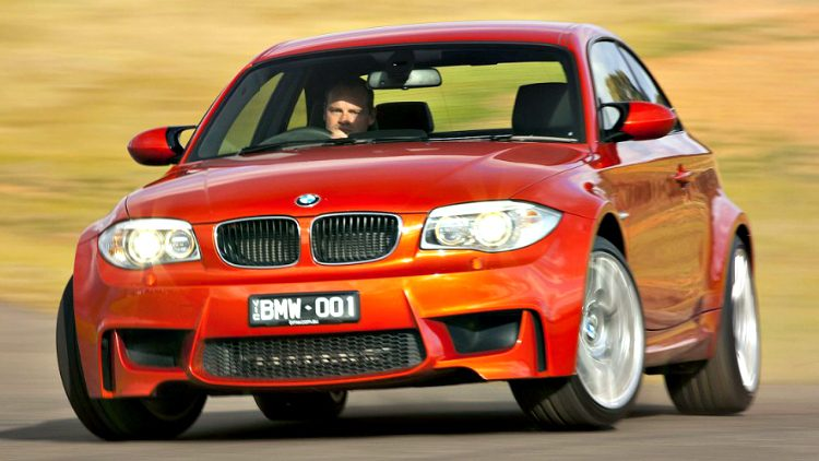 BMW 1 Series M Coupe (E82) '11