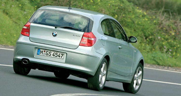 BMW 120i Executive (E81) '08