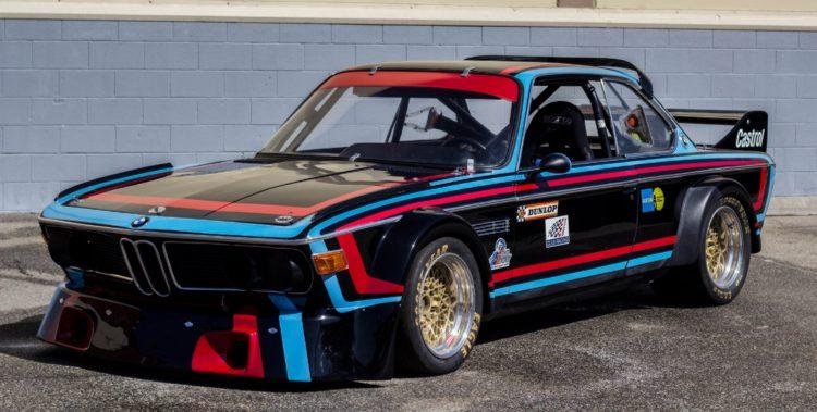 Koop de BMW 3.0 CSL 'Batmobile' van een komiek