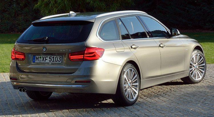 BMW 320iA Touring (F31) '18