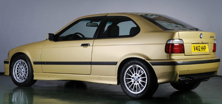 BMW 323ti Compact M-Technik (E36) '99