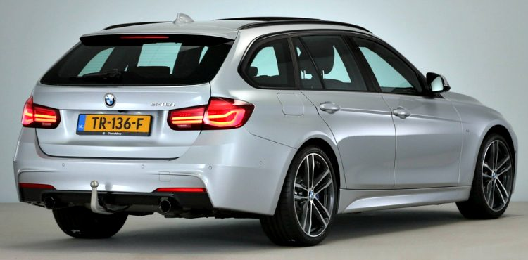 BMW 340i Touring High Executive M Sport (F31) '18