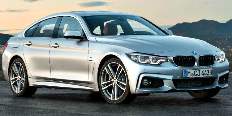 BMW 430i Gran Coupé High Executive M-Sport Plus (F36) '18