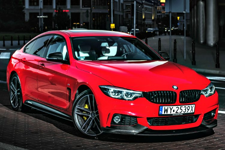 BMW 430I Gran Coupe '18