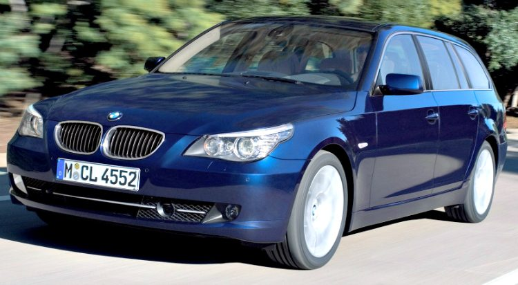 BMW 520d Touring Corporate Lease Executive (E61) '08