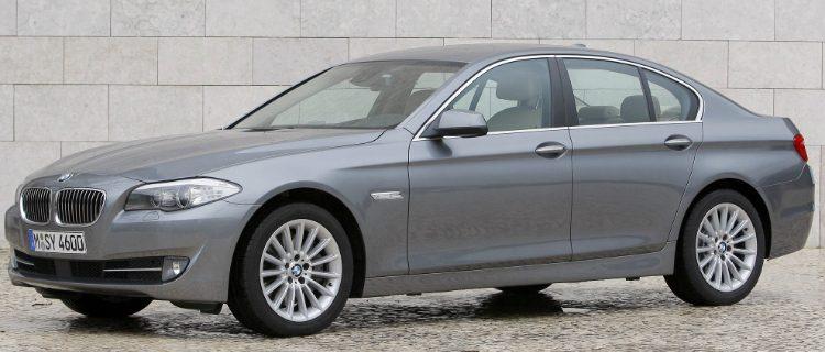 BMW 535i xDrive Sedan (F10) '11