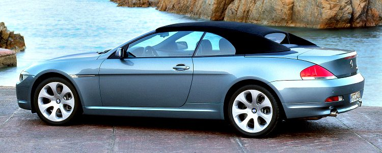 BMW 645Ci Cabrio (E64) '05