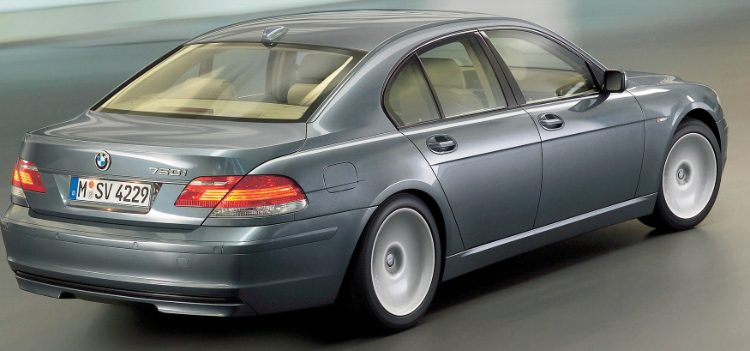 BMW 750i (E65) '05