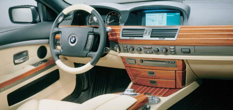 BMW 760Li Yachtline Concept (E66) '02