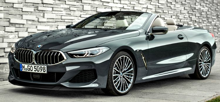 BMW 840d xDrive Cabriolet (G14) '19