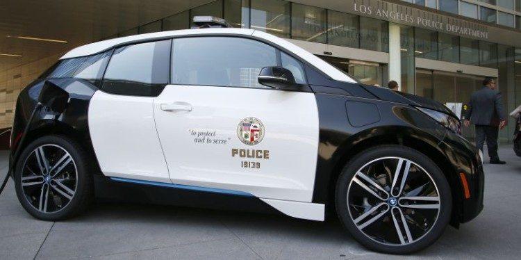 LAPD heeft voor 10 miljoen aan BMW i3