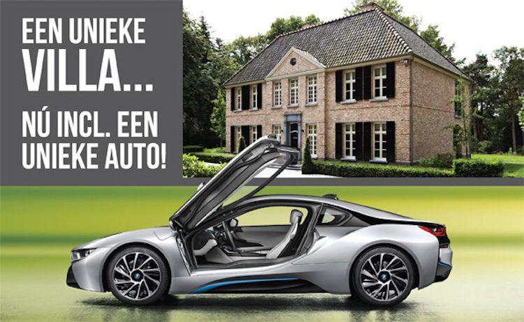 Huis BMW i8