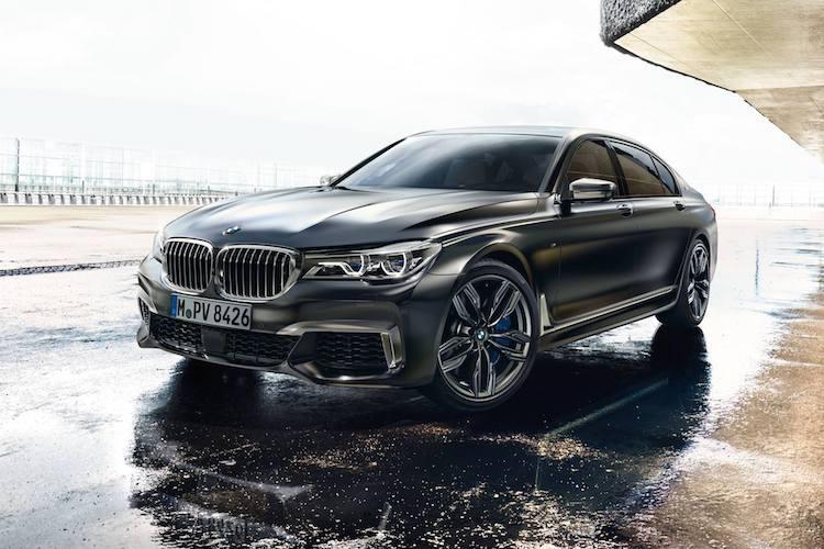 BMW M760Li door Individual