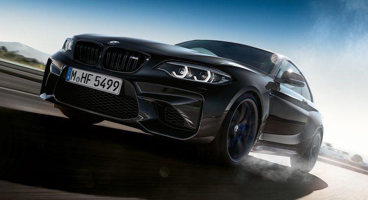 BMW M2 Black Shadow werpt schaduw op concurrentie