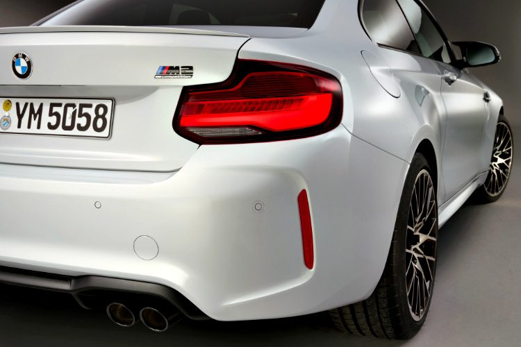 BMW M2 Competition (F87)