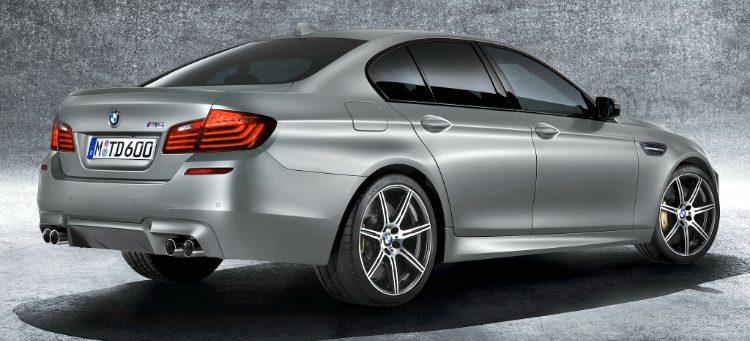 BMW M5 30 Jahre (F10) '14