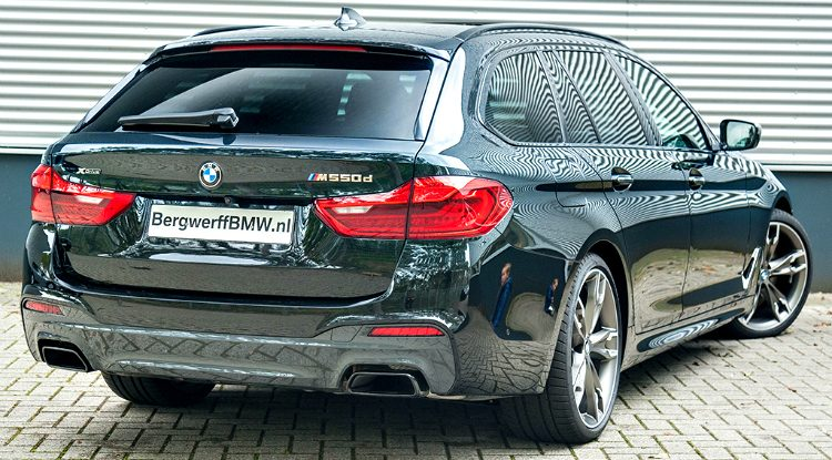 BMW M550dA xDrive Touring High Executive (F31) '18