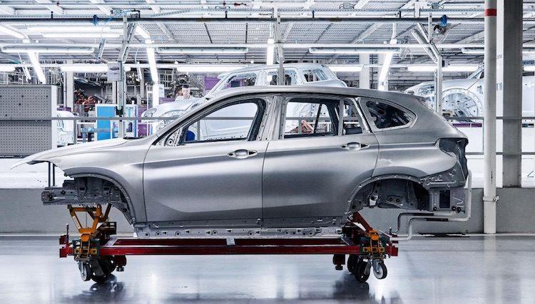 Hier, de 302 autofabrieken van Europa