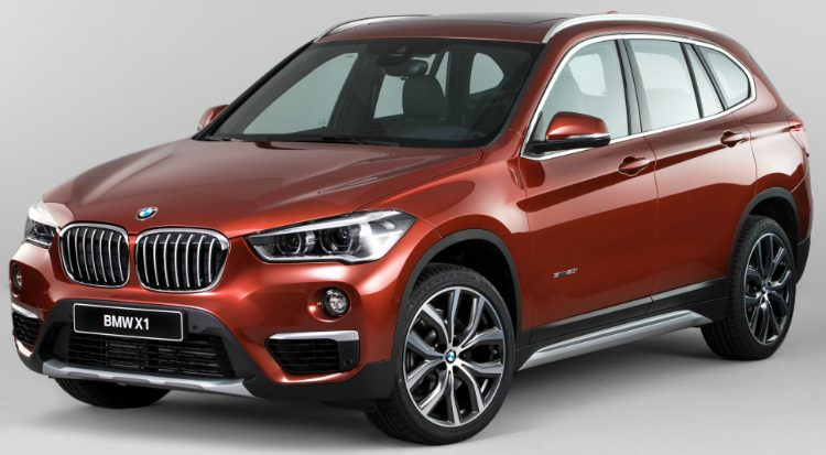 BMW X1 sDrive20i (F48) '18