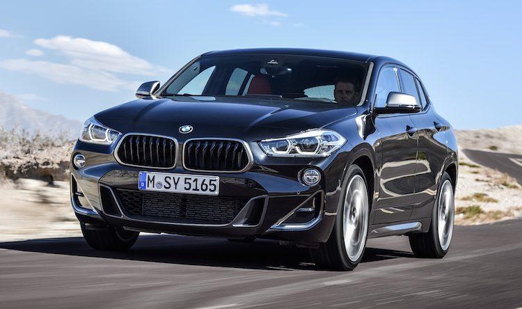 BMW X2 M35i heeft méér dan 300 pk!