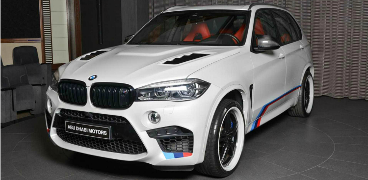 BMW X5 M (F15) '18