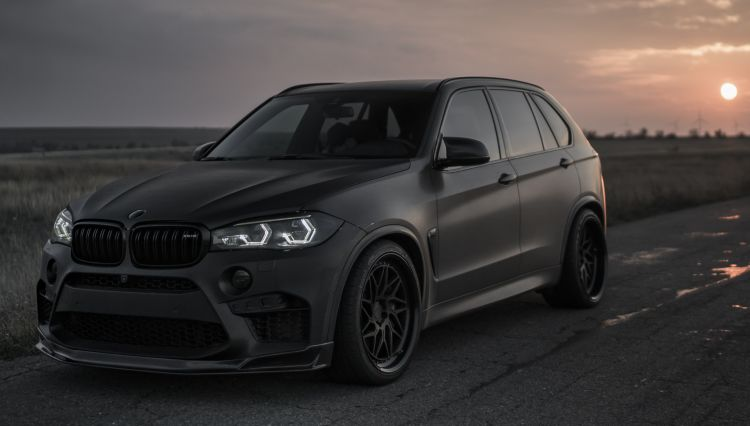 BMW X5 M Z-Performance ZPFORGED