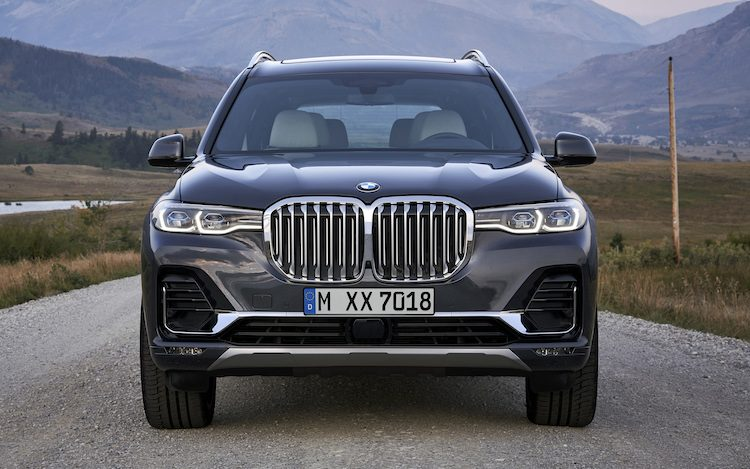 Vergelijking: BMW X5 vs. BMW X7