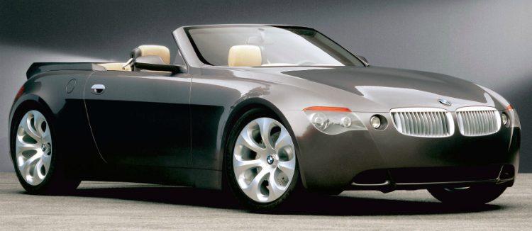 BMW Z9 Cabrio Concept '00