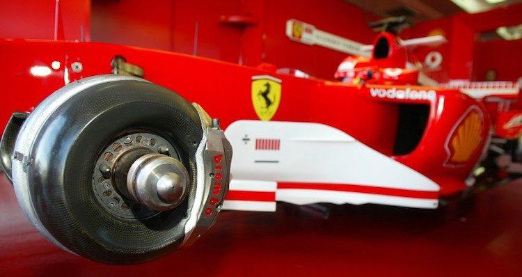 Brembo remmen met F1-techniek naar productieauto's