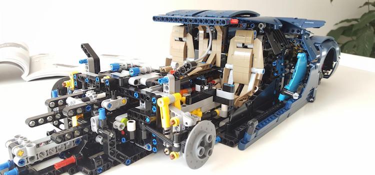 LEGO Chiron AB-lezer
