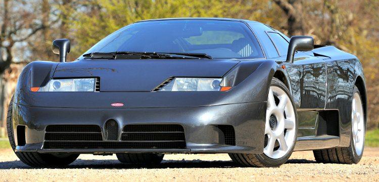 Bugatti EB110 GT '92