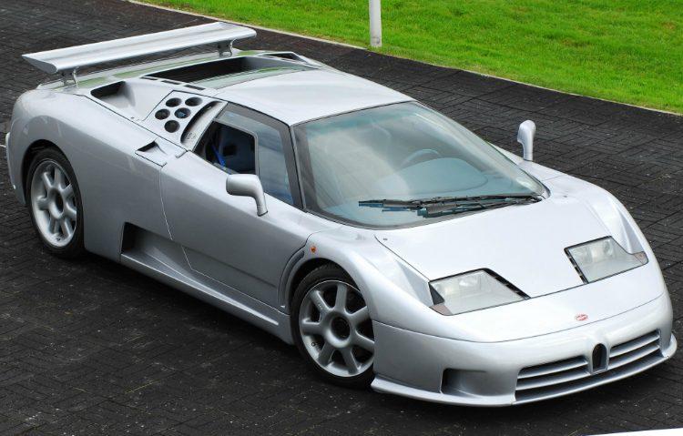 Bugatti EB110 SS '93