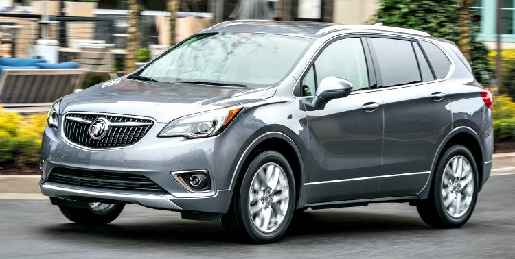 Buick Envision '18