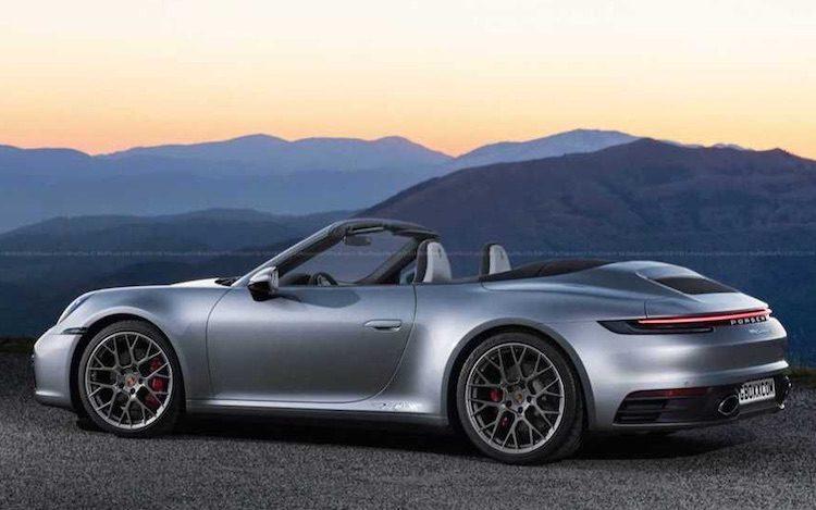 Voorproefje: nieuwe Porsche 911 als Cabrio én Speedster