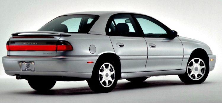 Cadillac Catera Sport '99