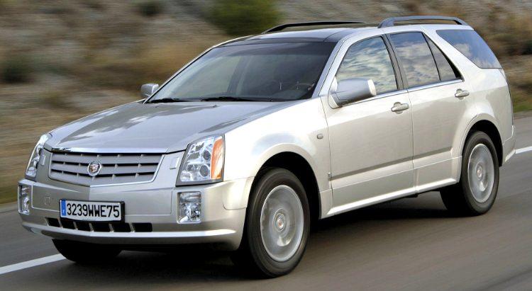 Cadillac SRX 4.6 V8 Sport Luxury '04