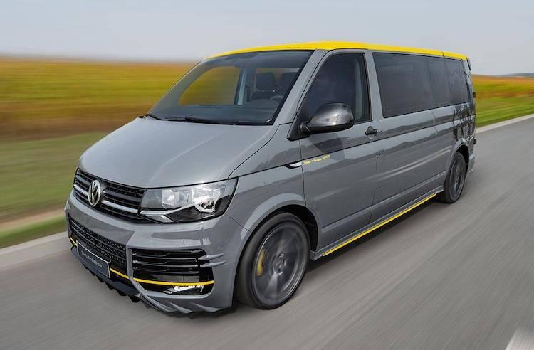 Is dit de vetste VW Transporter van het moment?