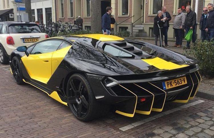 Nederlandse Centenario van 2,2 miljoen is geen garage queen