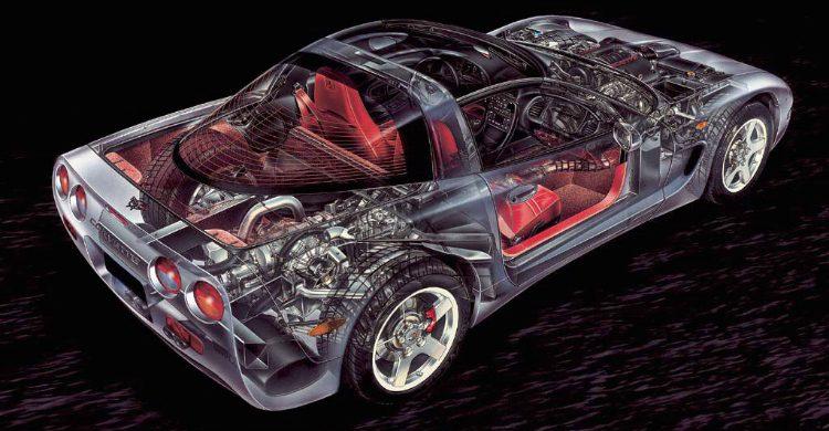 Chevrolet Corvette (C5) '97