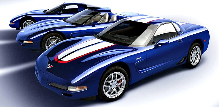 Chevrolet Corvette Commemorative Edition (C5) '04